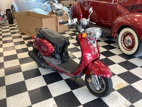 2009 Yamaha YJ125YR for sale at SHAKER VALLEY AUTO SALES in Enfield NH