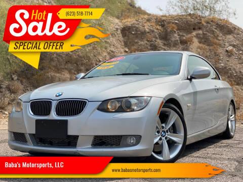 2010 BMW 3 Series for sale at Baba's Motorsports, LLC in Phoenix AZ
