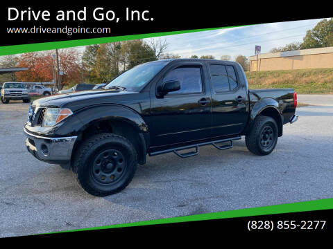 2005 Nissan Frontier for sale at Drive and Go, Inc. in Hickory NC