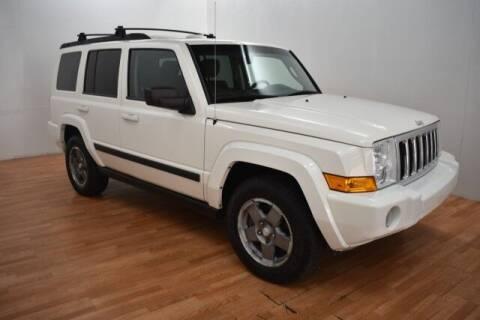2008 Jeep Commander for sale at Paris Motors Inc in Grand Rapids MI