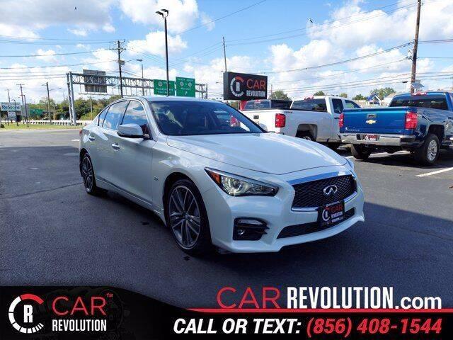 2017 Infiniti Q50 for sale at Car Revolution in Maple Shade NJ