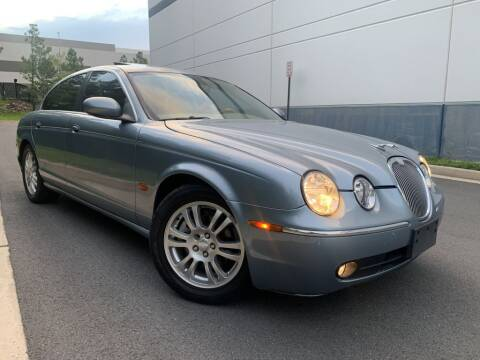 2004 Jaguar S-Type for sale at PM Auto Group LLC in Chantilly VA