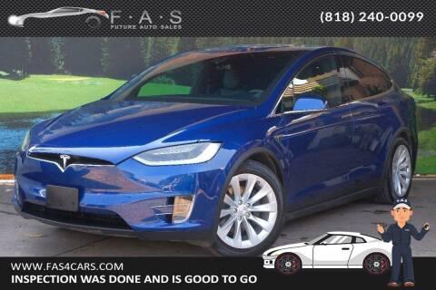 2016 Tesla Model X for sale at Best Car Buy in Glendale CA