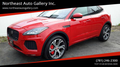 2018 Jaguar E-PACE for sale at Northeast Auto Gallery Inc. in Wakefield Ma MA