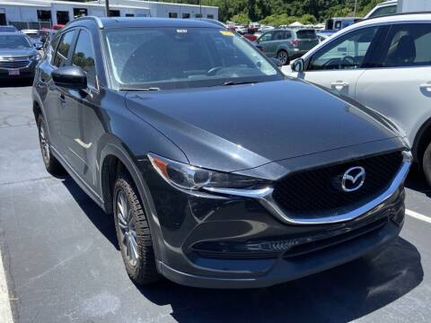 2017 Mazda CX-5 for sale at Stearns Ford in Burlington NC