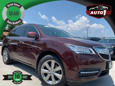 2016 Acura MDX for sale at Street Smart Auto Brokers in Colorado Springs CO