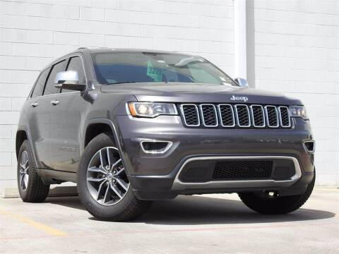 2018 Jeep Grand Cherokee for sale at Joe Myers Toyota PreOwned in Houston TX