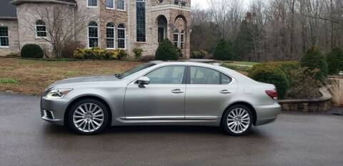 2016 Lexus LS 460 for sale at Elite Auto Sales in Herrin IL