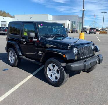 2007 Jeep Wrangler for sale at ANZ AUTO CONCEPTS LLC in Fredericksburg VA