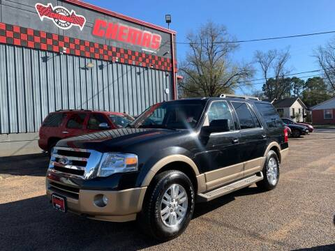 2014 Ford Expedition for sale at Chema's Autos & Tires in Tyler TX
