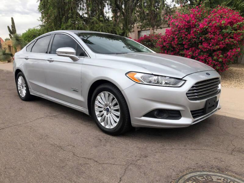 2016 Ford Fusion Energi for sale at Arizona Hybrid Cars in Scottsdale AZ