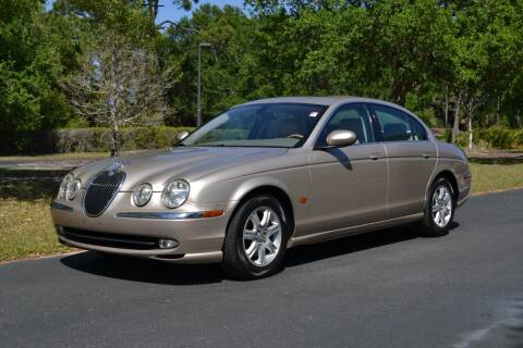 2004 Jaguar S-Type for sale at GulfCoast Motorsports in Osprey FL