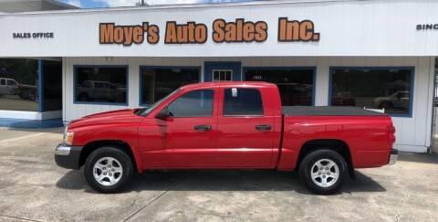 2005 Dodge Dakota for sale at Moye's Auto Sales Inc. in Leesburg FL