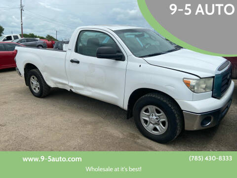 2009 Toyota Tundra for sale at 9-5 AUTO in Topeka KS