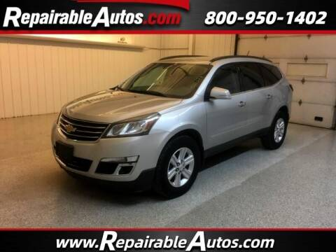2014 Chevrolet Traverse for sale at Ken's Auto in Strasburg ND