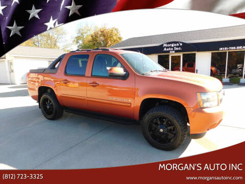 2007 Chevrolet Avalanche for sale at Morgan's Auto Inc in Paoli IN