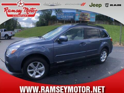 2014 Subaru Outback for sale at RAMSEY MOTOR CO in Harrison AR