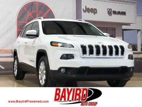 2015 Jeep Cherokee for sale at Bayird Truck Center in Paragould AR