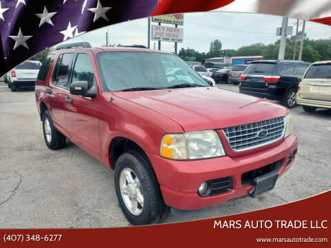 2005 Ford Explorer for sale at Mars auto trade llc in Kissimmee FL