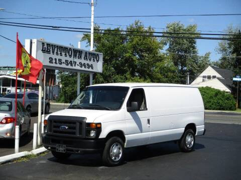 2013 Ford E-Series Cargo for sale at Levittown Auto in Levittown PA