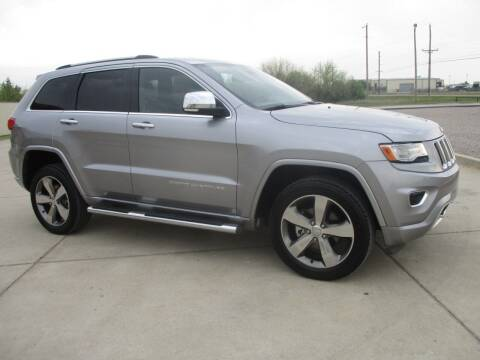 2015 Jeep Grand Cherokee for sale at LK Auto Remarketing in Moore OK