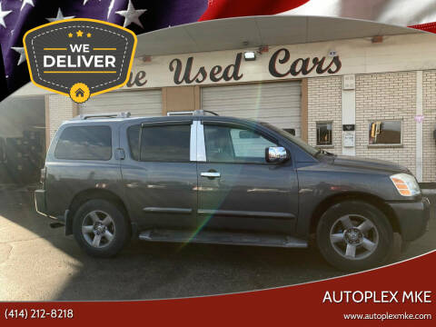 2004 Nissan Armada for sale at Autoplex MKE in Milwaukee WI