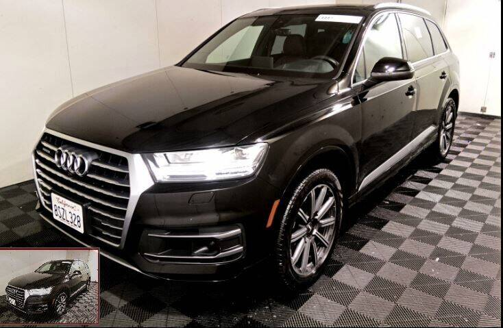 2017 Audi Q7 for sale at ABS Motorsports in Houston TX