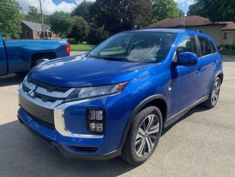 2021 Mitsubishi Outlander Sport for sale at SPINNEWEBER AUTO SALES INC in Butler PA