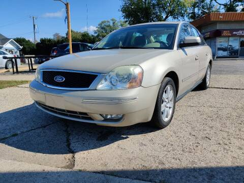 2005 Ford Five Hundred for sale at Lamarina Auto Sales in Dearborn Heights MI