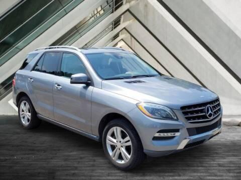 2013 Mercedes-Benz M-Class for sale at Midlands Auto Sales in Lexington SC