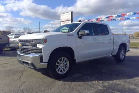 2020 Chevrolet Silverado 1500 for sale at Premier Auto Sales Inc. in Big Rapids MI