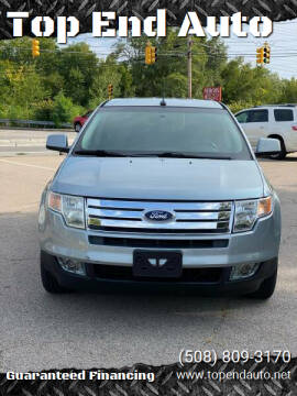 2007 Ford Edge for sale at Top End Auto in North Atteboro MA