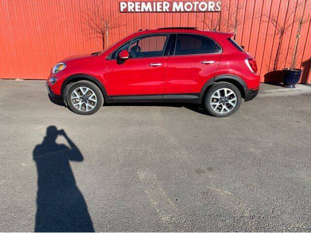 2016 FIAT 500X for sale at PREMIERMOTORS  INC. in Milton Freewater OR