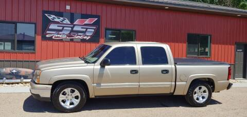 2007 Chevrolet Silverado 1500 Classic for sale at SS Auto Sales in Brookings SD