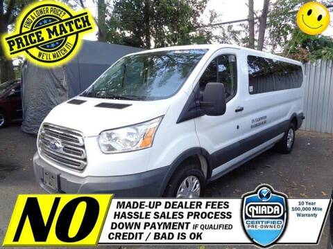 2016 Ford Transit Passenger for sale at AUTOFYND in Elmont NY