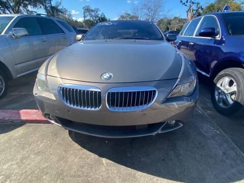 2005 BMW 6 Series for sale at Auto America in Ormond Beach FL