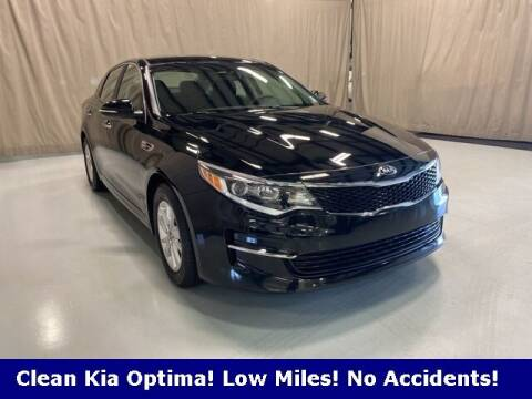 2016 Kia Optima for sale at Vorderman Imports in Fort Wayne IN