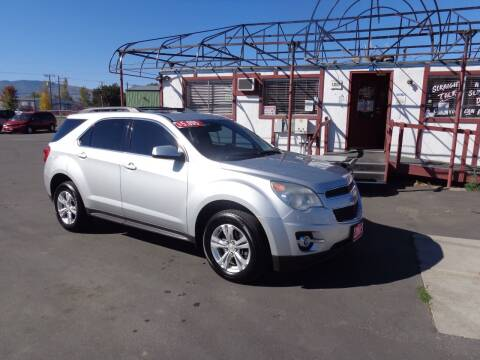 2011 Chevrolet Equinox for sale at Jim's Cars by Priced-Rite Auto Sales in Missoula MT
