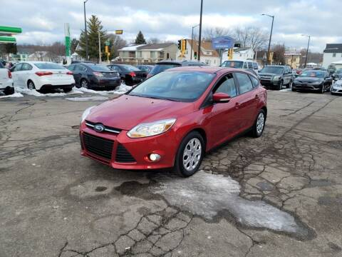 2012 Ford Focus for sale at MOE MOTORS LLC in South Milwaukee WI