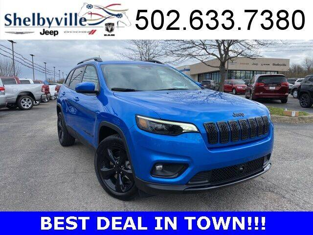 2021 Jeep Cherokee for sale in Shelbyville, KY