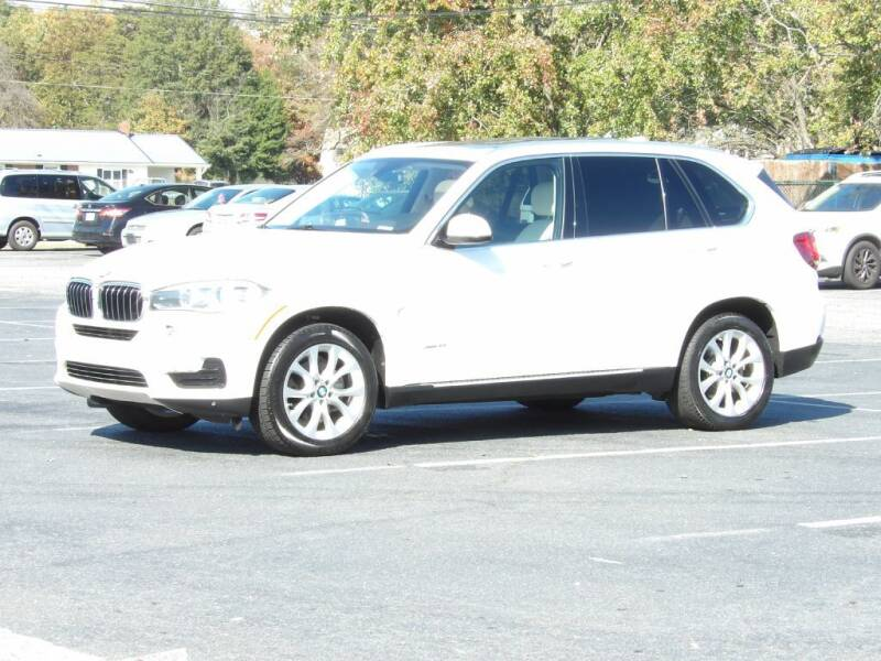 2015 BMW X5 for sale at Access Auto in Kernersville NC