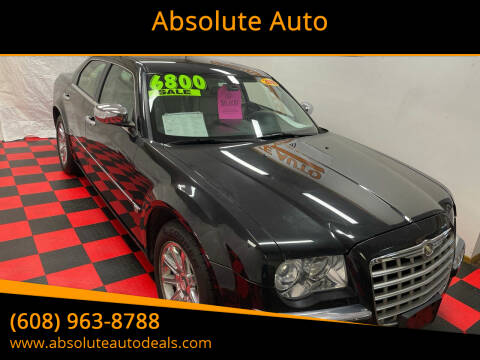2005 Chrysler 300 for sale at Absolute Auto in Baraboo WI