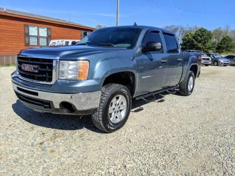 2010 GMC Sierra 1500 for sale at Delta Motors LLC in Jonesboro AR
