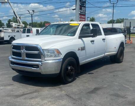 2013 RAM Ram Pickup 3500 for sale at KAP Auto Sales in Morrisville PA