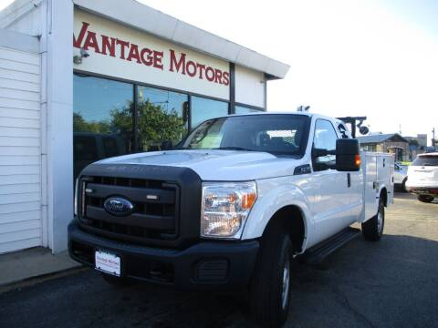 2016 Ford F-250 Super Duty for sale at Vantage Motors LLC in Raytown MO