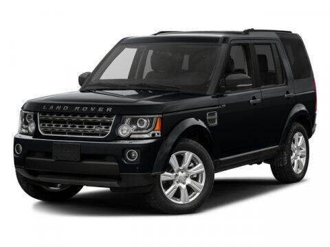 2016 Land Rover LR4 for sale at Distinctive Car Toyz in Egg Harbor Township NJ