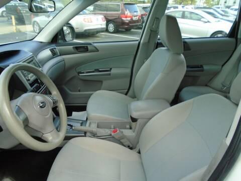 2011 Subaru Forester for sale at Gemini Auto Sales in Providence RI