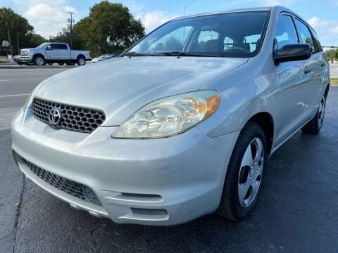 2003 Toyota Matrix for sale at KD's Auto Sales in Pompano Beach FL