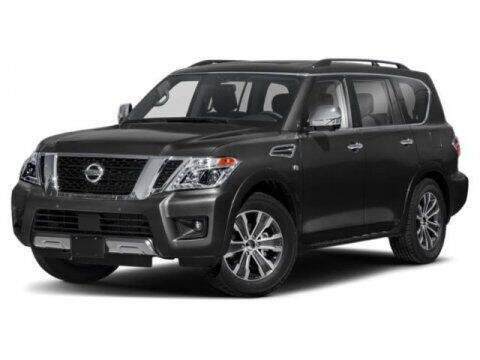 2020 Nissan Armada for sale at Courtesy Value Pre-Owned I-49 in Lafayette LA