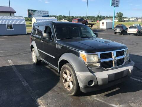 2007 Dodge Nitro for sale at Cannon Falls Auto Sales in Cannon Falls MN